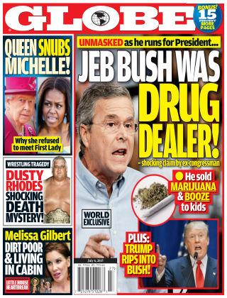 Globe Issue 27, 2015
