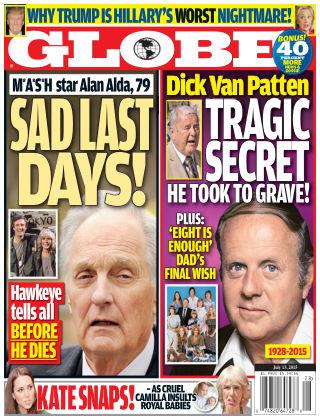 Globe Issue 28, 2015