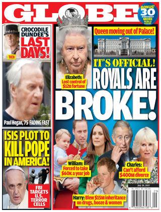 Globe Issue 29, 2015