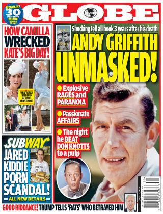 Globe Issue 30, 2015