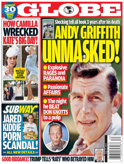 Globe July 17, 2015 00:00