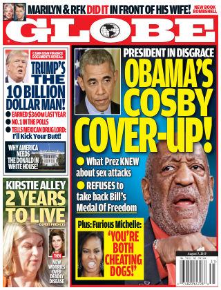Globe Issue 31, 2015
