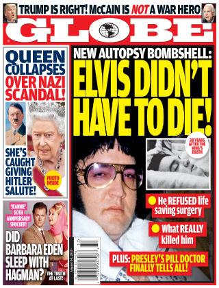 Globe Issue 32, 2015