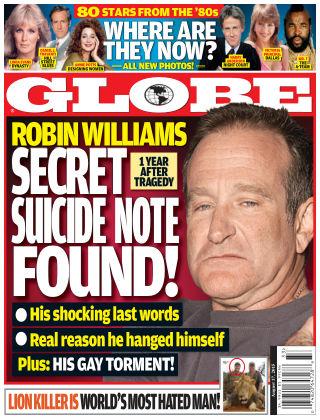 Globe Issue 33, 2015