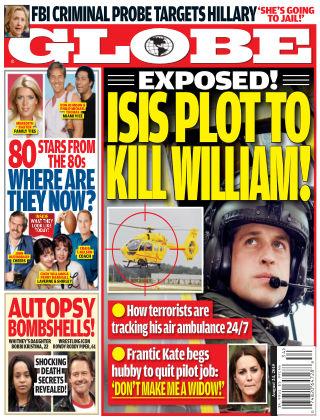 Globe Issue 34, 2015
