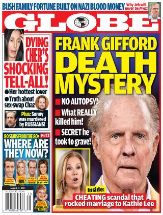 Globe Issue 35, 2015