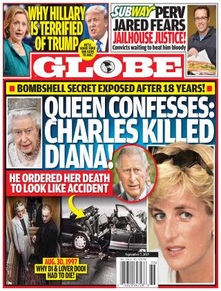 Globe Issue 36, 2015