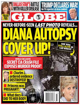 Globe Issue 37, 2015