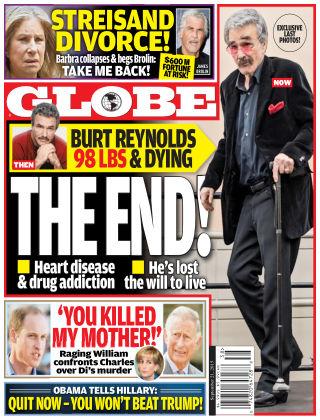 Globe Issue 38, 2015