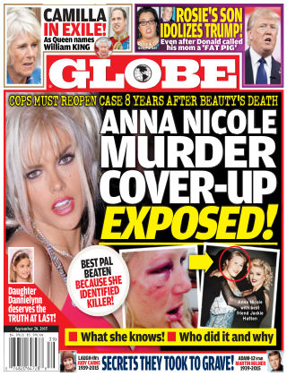 Globe Issue 39, 2015