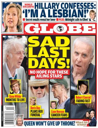 Globe Issue 40, 2015