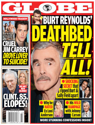 Globe Issue 42, 2015