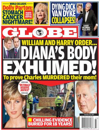 Globe Issue 43, 2015