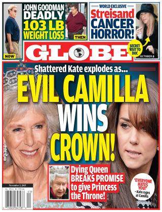 Globe Issue 44, 2015