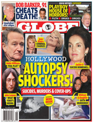 Globe Issue 45, 2015