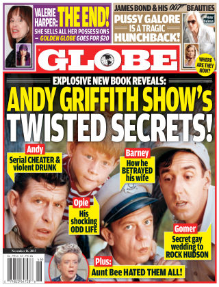 Globe Issue 46, 2015