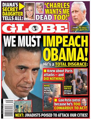 Globe Dec 7 2015