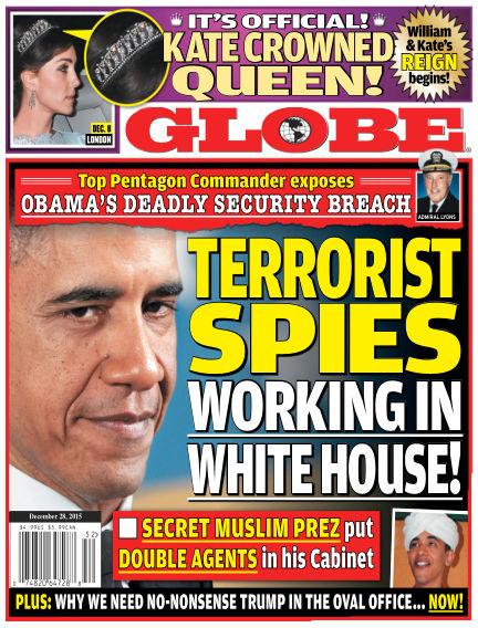 Globe December 18, 2015 00:00