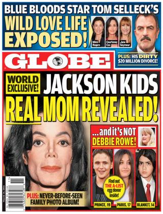 Globe Mar 14 2016