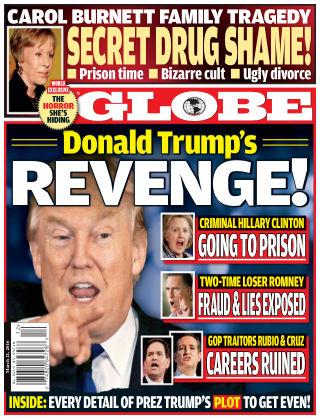 Globe Mar 21 2016
