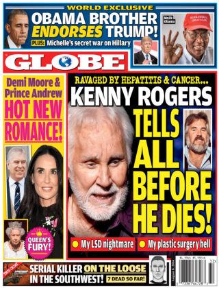 Globe Aug 8 2016