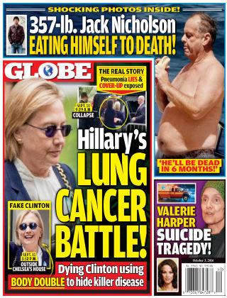 Globe Oct 3 2016