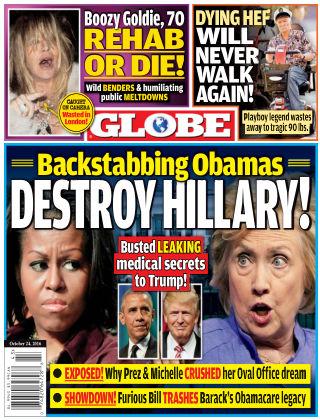Globe Oct 24 2016