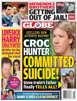 Globe Nov 28 2016