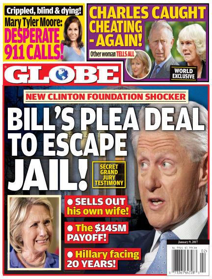 Globe December 30, 2016 00:00