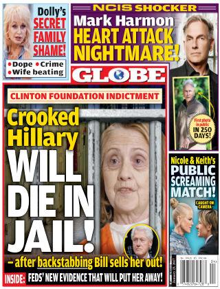 Globe Jan 23 2017