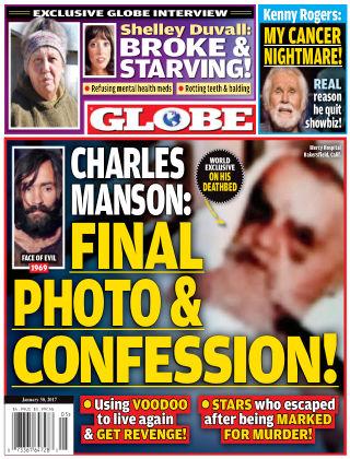 Globe Jan 30 2017