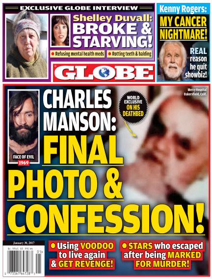 Globe January 20, 2017 00:00