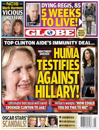 Globe Feb 27 2017