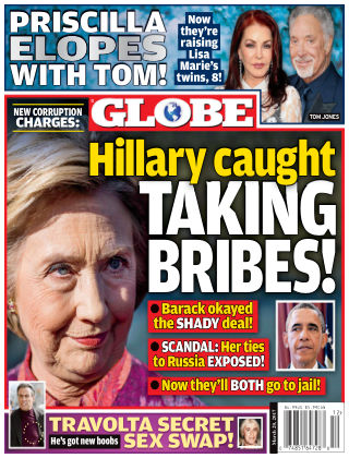 Globe Mar 20 2017