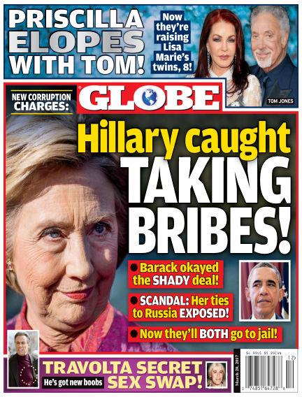 Globe March 10, 2017 00:00