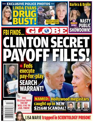 Globe Mar 27 2017