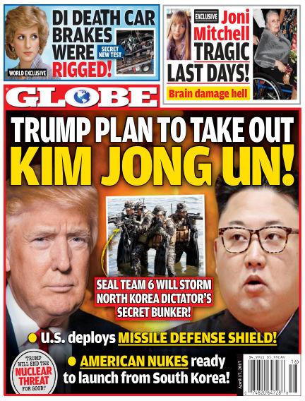 Globe April 07, 2017 00:00