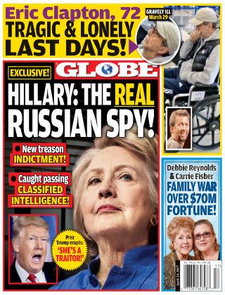 Globe Apr 24 2017