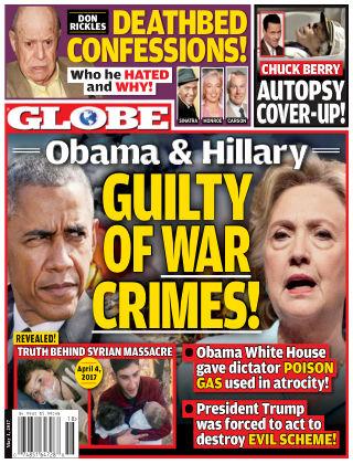 Globe May 1 2017