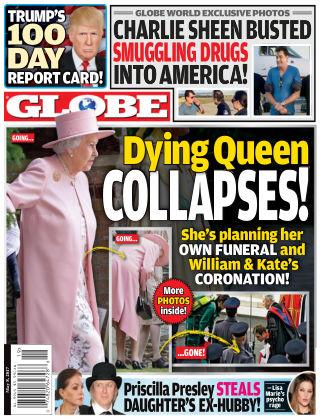 Globe May 8 2017
