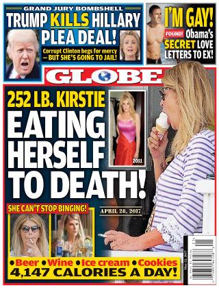 Globe May 22 2017