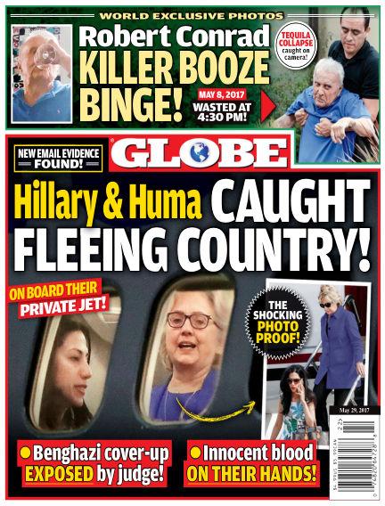 Globe May 19, 2017 00:00