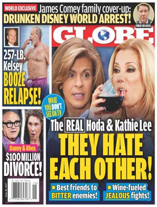 Globe Jun 26 2017