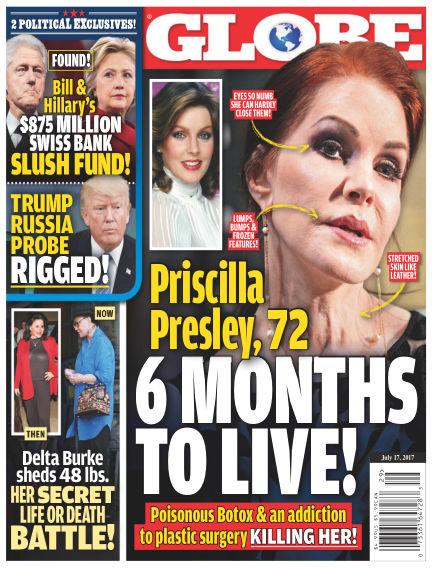 Globe July 07, 2017 00:00