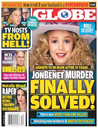 Globe Jul 24 2017