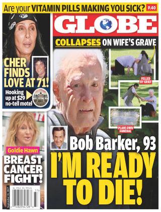 Globe Sep 11 2017