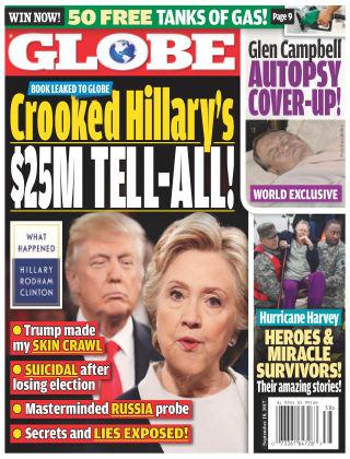 Globe Sep 18 2017