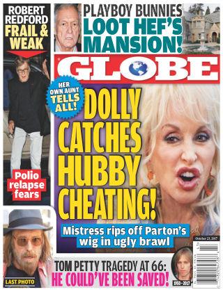 Globe Oct 23 2017