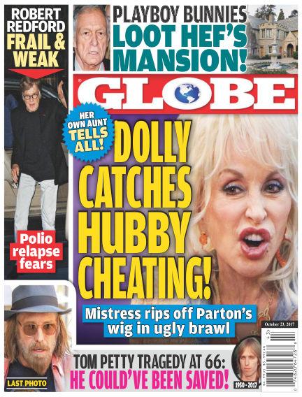Globe October 13, 2017 00:00