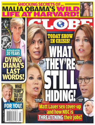 Globe Jan 15 2018